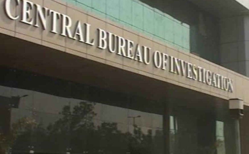 CBI registers murder case — IAS officer's death