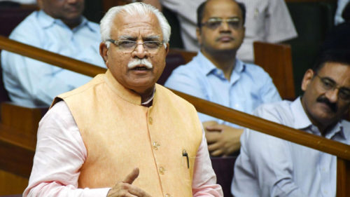 Manohar Lal Khattar condemns Junaid's killing; Haryana gives Rs 10 lakh to victim's family