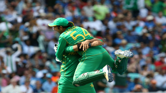 Cricket fraternity congratulate Pakistan for Champions Trophy 2017 win