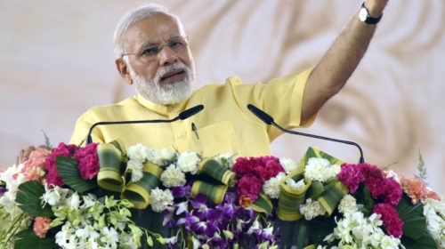 PM Modi lauds Mubarakpur for becoming 'free' of open defection in 'Mann Ki Baat'