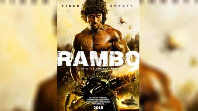 I only offered 'Rambo' to Tiger Shroff, says director Siddharth Anand