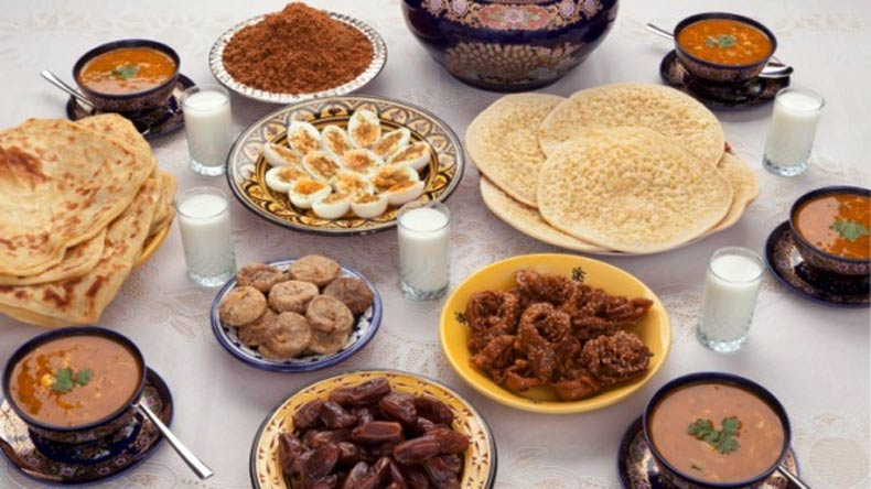 Keep yourself going with these 5 foods during Ramzan