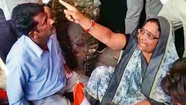 MP Farmers stir: Congress MLA Shakuntala Khatik booked for inciting violence