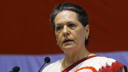 Destructive forces will never succeed in disrupting communal harmony: Sonia Gandhi
