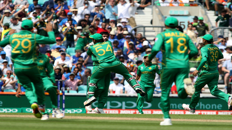 ICC Champions Trophy 2017 Final, Ind vs Pak: Pakistan beat India by 180 runs to clinch maiden title