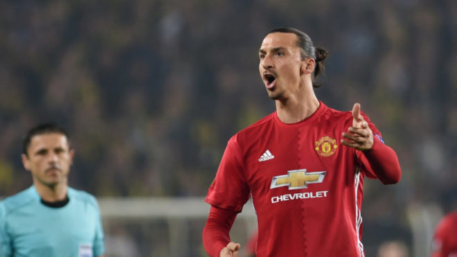 Zlatan Ibrahimovic could still play for Manchester United admits Jose Mourinho