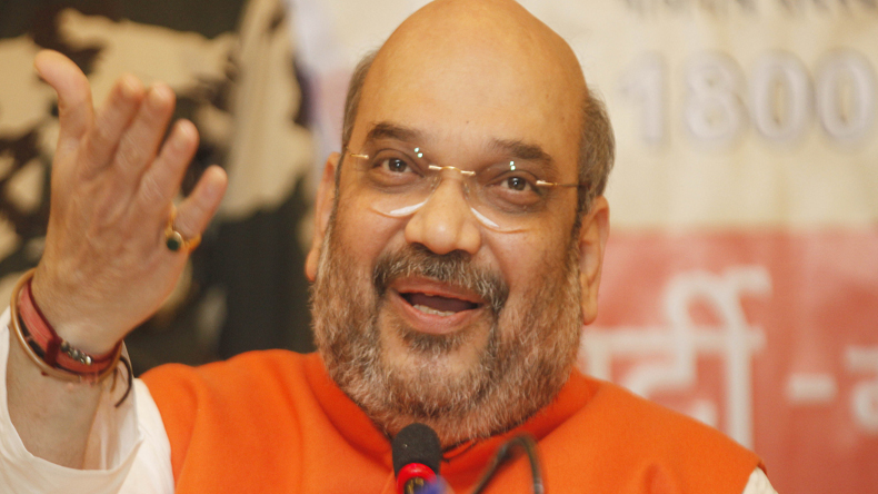 Bombay HC issues notices over BJP Chief Amit Shah's Goa airport meeting