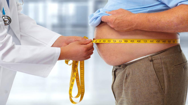 Tall, obese men at higher risk of developing aggressive prostate cancer