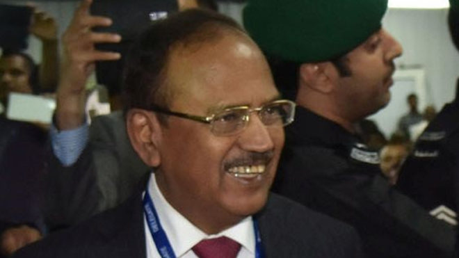 No talks unless India withdraws, China says before Doval visit