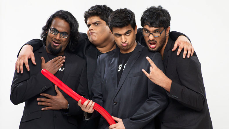 Indian police file case against AIB over ´insulting´ Modi meme