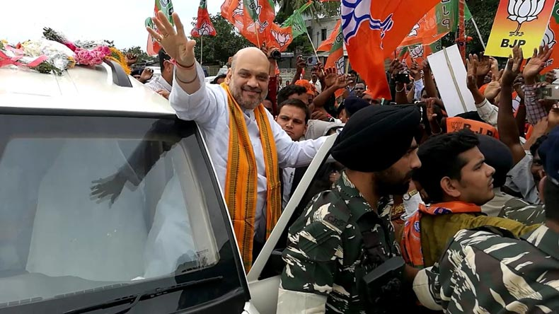 BJP To Get Two-Third Majority in 2019 Assembly Poll: Amit Shah