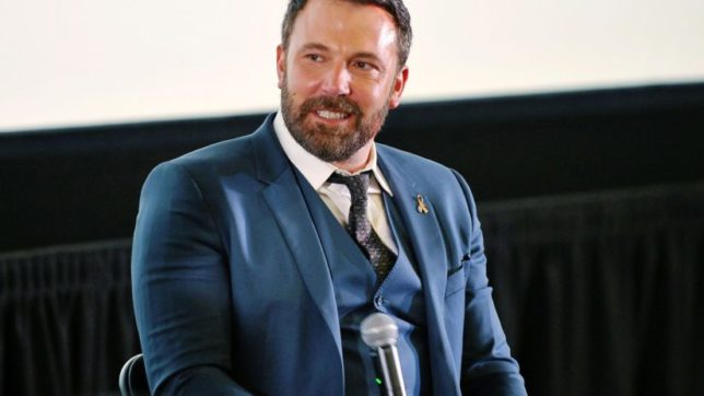 Luckiest guy in the world: Ben Affleck on playing Batman