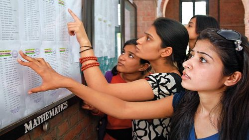 Delhi University announces fifth cut-off list