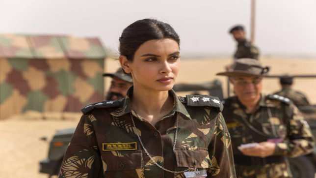 Diana Penty 'excited' to play military officer in 'Parmanu'