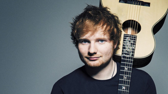 Ed Sheeran's 'Shape of you' becomes Britain's most streamed song