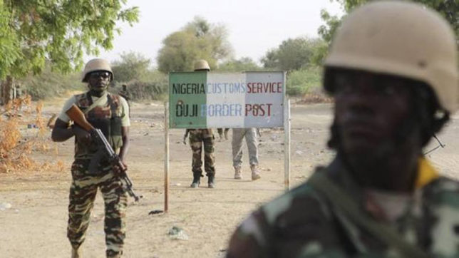 Nigeria nabs suspected wives, children of Boko Haram