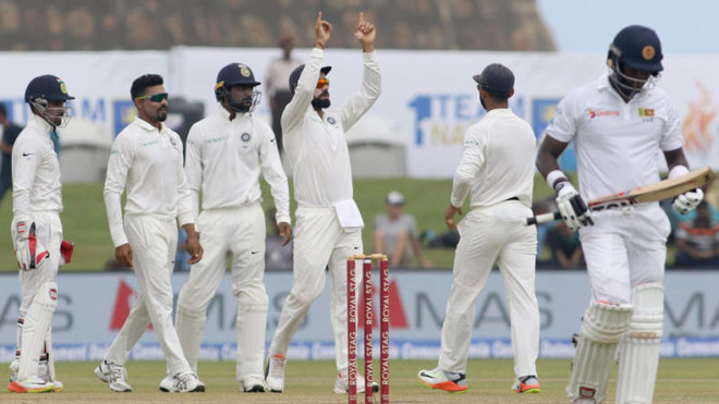 Galle Test, Day 3: Sri Lanka bowled out for 291, India lead by 309 runs