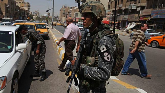 12 alleged extremists, 13 mosque imams detained in Iraq