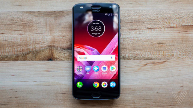 Moto Z2 Play: Sleek in design, decent in performance