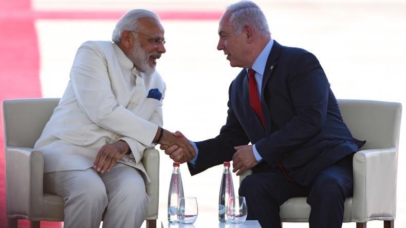 India, Israel to cooperate in fight against terrorism: PM Modi
