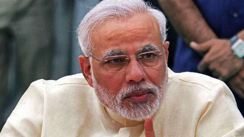 Must resolutely oppose evils of terrorism, radicalism and violence, says Modi