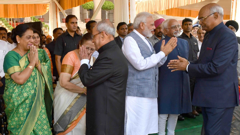 PM Modi displeased over BJP members' absence from houses