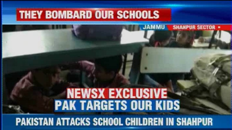Targeting schoolchildren doesn't behove any Army: India tells Pakistan