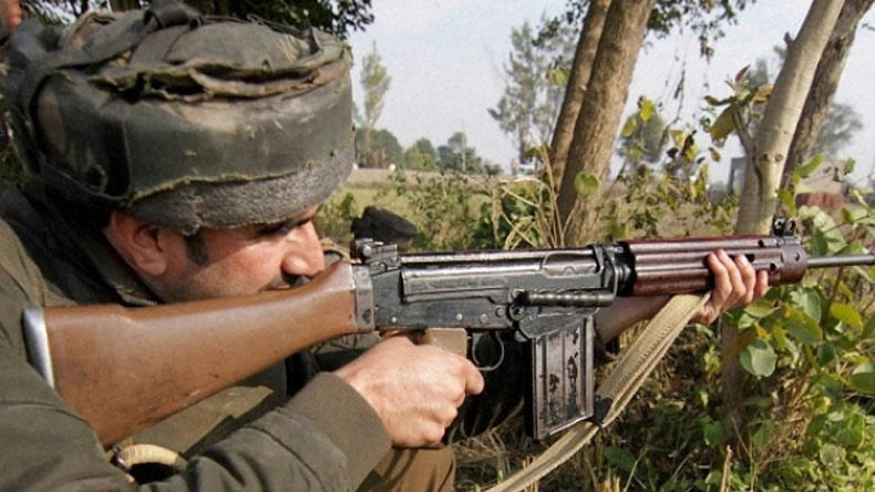 J&K: Two terrorists killed in encounter with security forces, operation underway