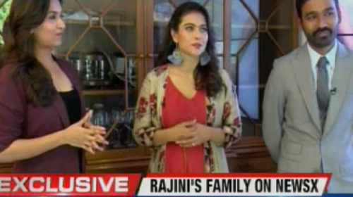 Dad has always done the right thing at the right time: Soundarya on father Rajinikanth