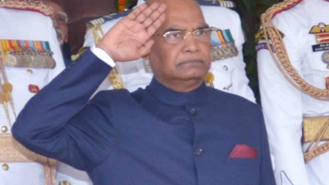 President Ram Nath Kovind's swift transition into cyber world
