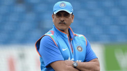 Indian cricket team's mentor Ravi Shastri is the world's top earning cricket coach