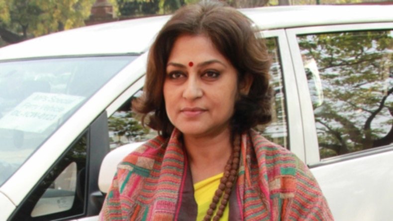 Child trafficking: Juhi Chowdhury is innocent, says Roopa Ganguly