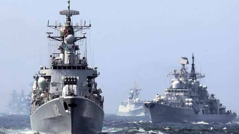 Hope naval drill in Indian Ocean not aimed at others: China