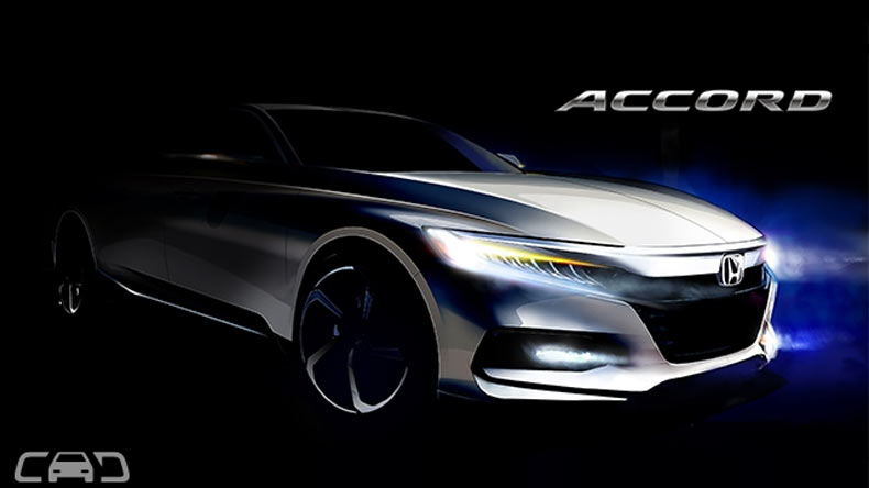 All-new 2018 Honda Accord to debut on July 14