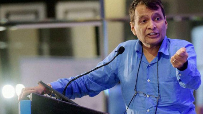 More solar powered coaches to be inducted in railway's fleet: Suresh Prabhu