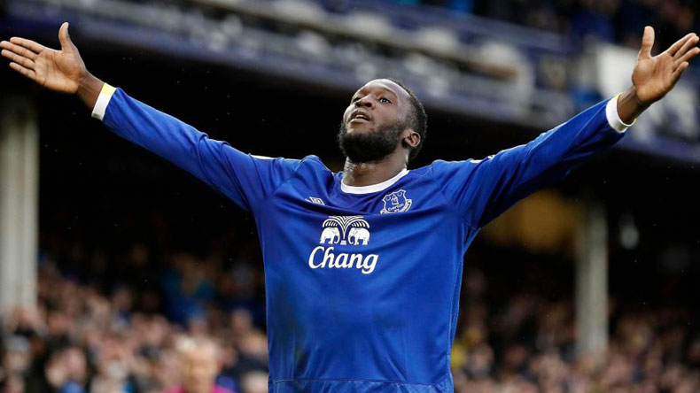 Striker Romelu Lukaku thanks Everton as he joins Manchester United