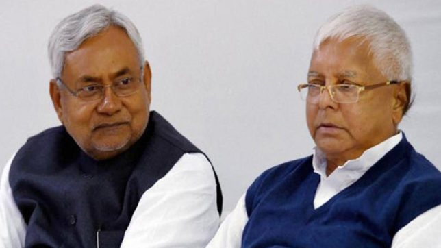 Bihar conundrum: Nitish to take oath at 10 AM; Tejashwi dubs resignation pre-planed