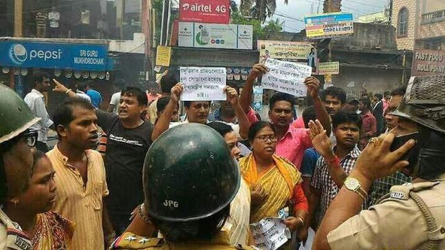 Situation in communal violence-hit Baduria peaceful: Police