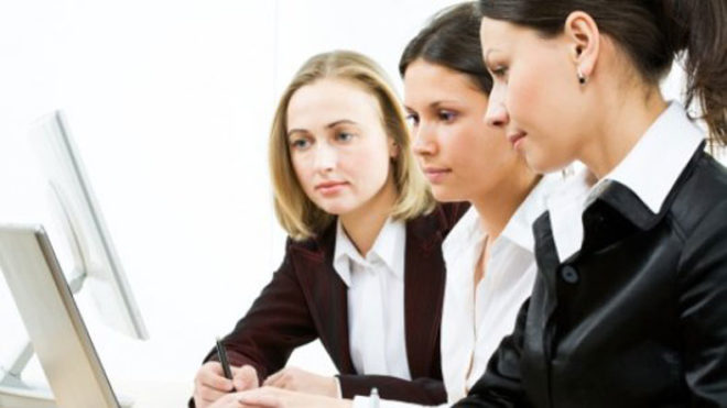 Bonding among women co-workers can reduce conflict