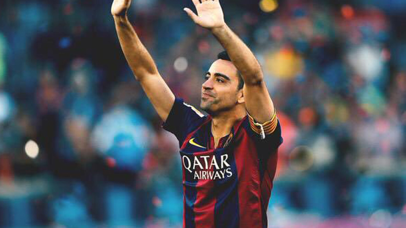 Barcelona legend Xavi wants to return to Camp-Nou as a manager