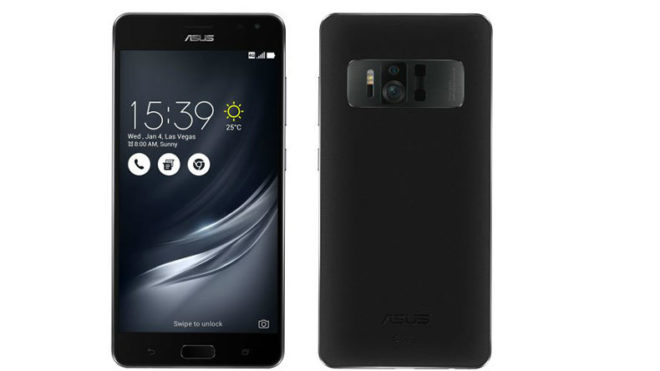 ASUS ZenFone AR, first smartphone with tango and daydream launched for Rs.49,999