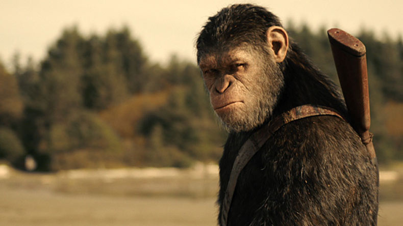 'War For The Planet Of The Apes': Emotionally fuelled and visually arresting