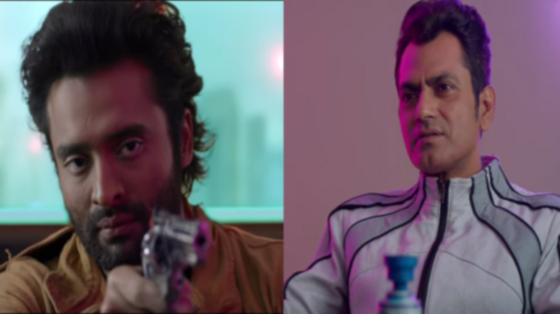 'Carbon' trailer: Nawazuddin Siddiqui and Jackky Bhagnani give a glimpse of earth sans 'oxygen'