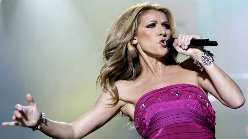 Celine Dion never afraid to experiment with fashion