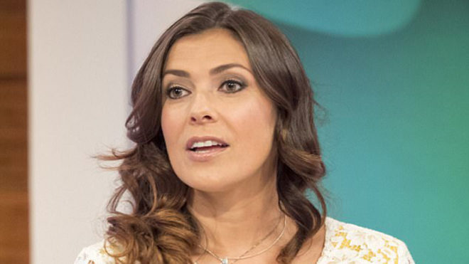 Actress Kym Marsh quits twitter with negative comments