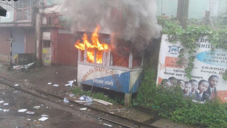 GJM seeks NHRC intervention into 'misuse of power' amid Darjeeling shutdown