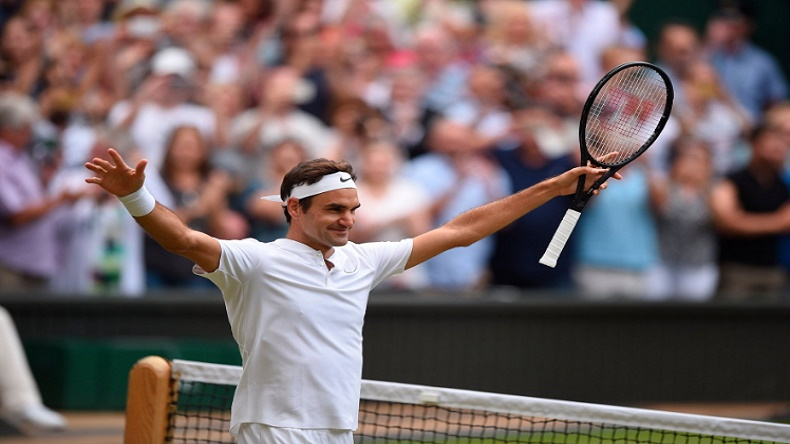 Roger Federer eases past Tomas Berdych to enter Wimbledon final