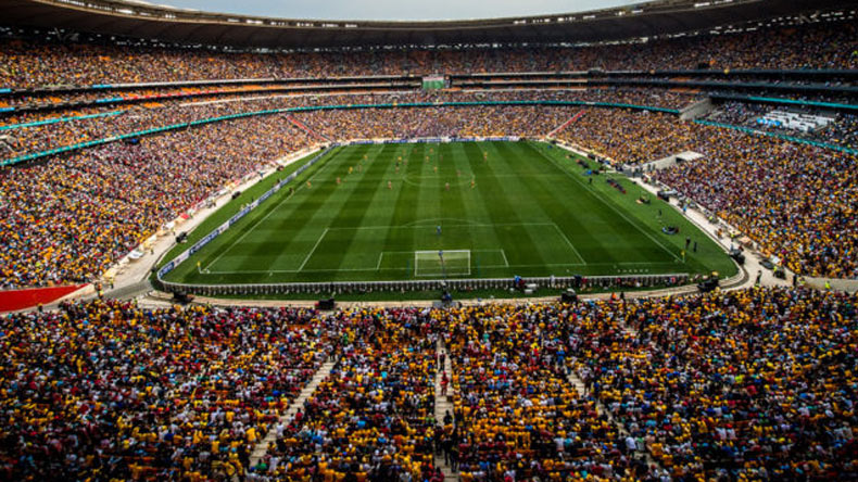 South Africa: Stampede in FNB stadium claims 2 lives