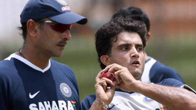 Sourav Ganguly had reservations about Ravi Shastri's appointment as India coach: Reports