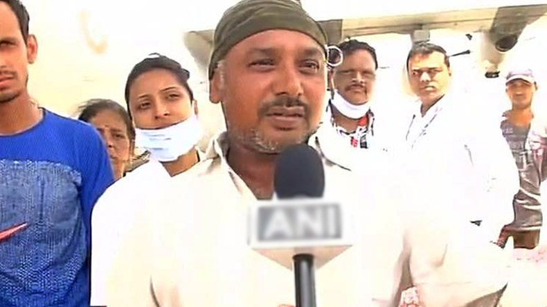 Bus driver Salim Sheikh recalls Amarnath bus attack horror, thanks Almighty